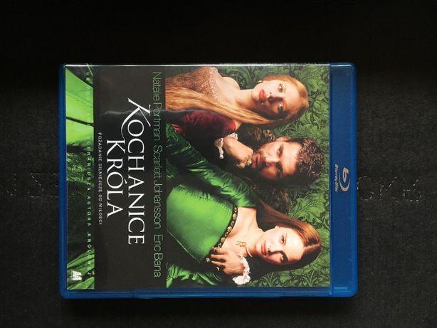 Kochanice Króla - Blu-ray