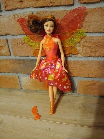 Oryginalna Barbie Nori ze skrzydłami Tajemnicze Drzwi Mattel