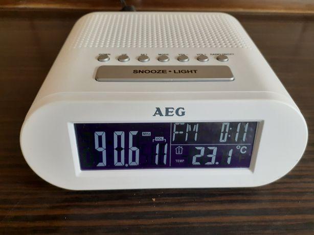 Radiobudzik Aeg MRC 4145 F
