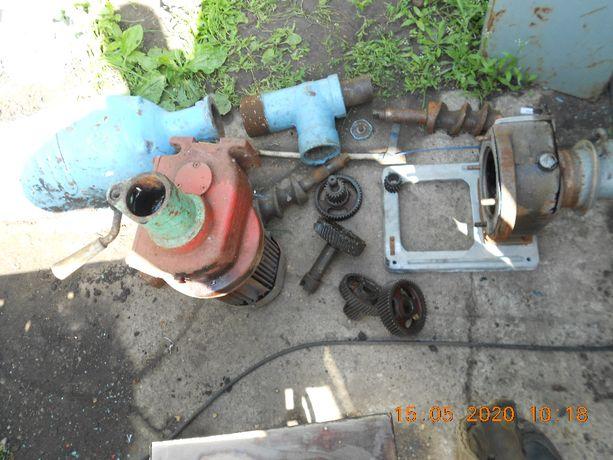 редуктор мясорубка промышленная электродвигатель электромотор
