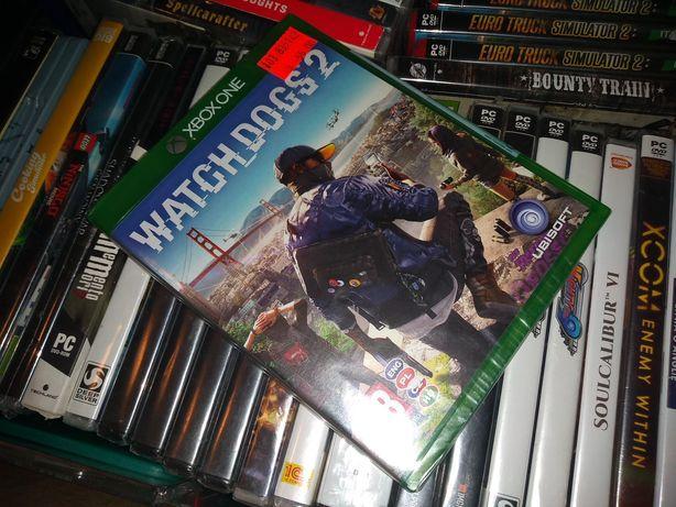 Watch Dogs 2 PL Xnox One - nowa --- możliwość zamiany SKLEP