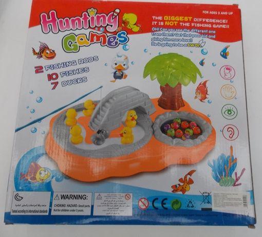 Веселая детская рыбалка, для детей от 3 лет