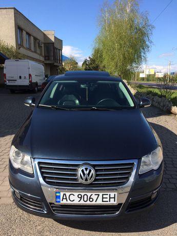 Volkswagen пассат б6