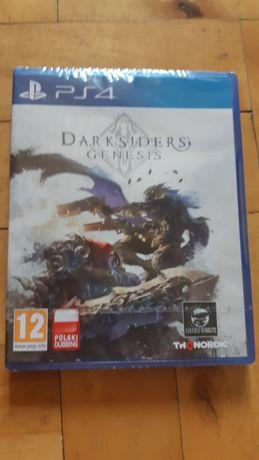 Nowa gra na PS4 Darksiders Genesis we folii w PL