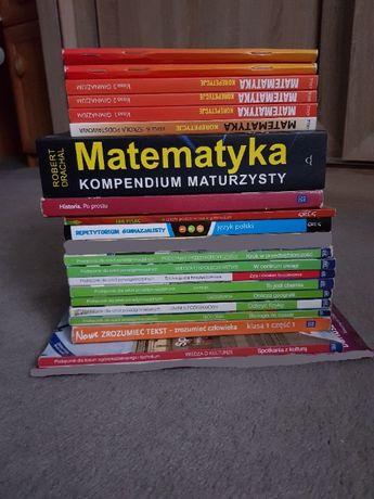 Podręczniki szkolne liceum gimnazjum po 5zł