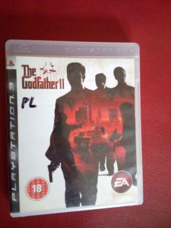 PS3 Godfather II Ojciec Chrzestny 2 Polska Wersja PlayStation 3