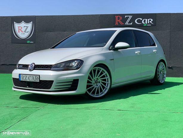 VW Golf 2.0 TDi GTD