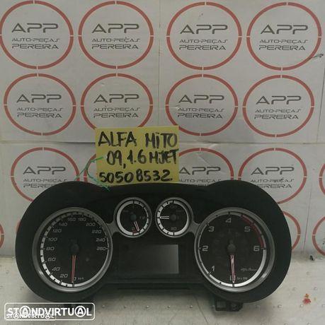 Quadrante Alfa a Romeo Mito 1.6 MJET, ref 50508532.