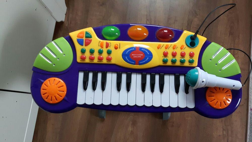 organki/ pianinko interaktywne Zielona Góra - image 1