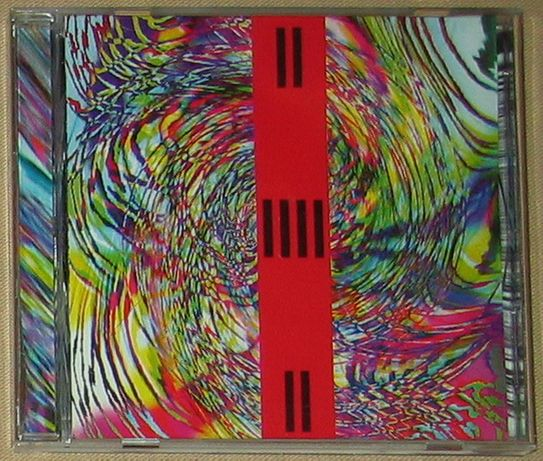 CD Front 242: 2003 - Pulse