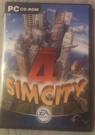 Jogo para PC - Sim City 4
