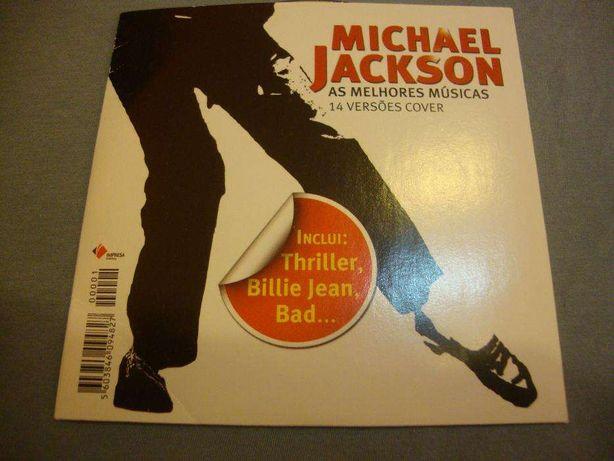 Cd Michael Jackson, (Perfeitos estado)