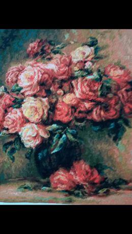 Продам картину Розы Ренуара