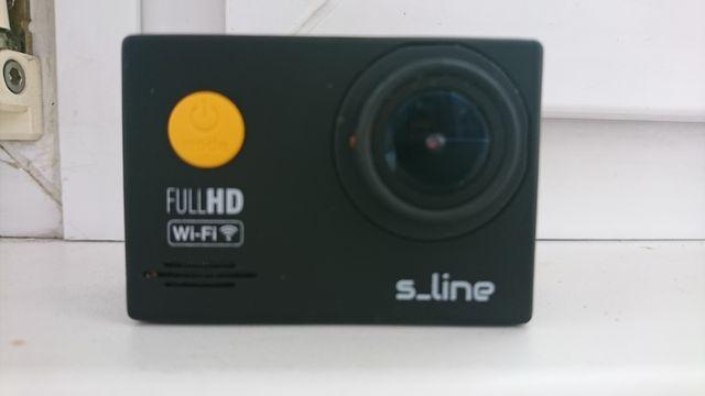 Kamerka sportowa s-line Full HD