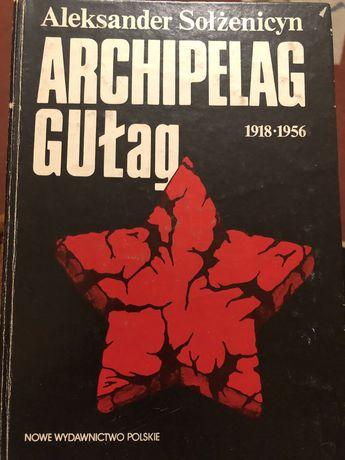 Książki Archipelag Gułag