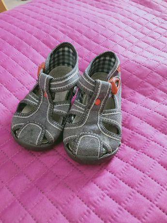Buty dziecięce kapcie