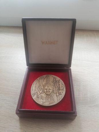 Medal Jan Paweł II, Gdańsk Zaspa 1987r