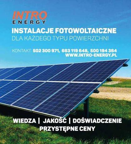 Fotowoltaika Panele Słoneczne PV Montaż Instalacja Fotowoltaiczna