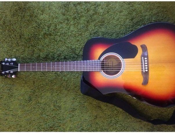 Gitara  akustyczna Fender 125 Sunburst