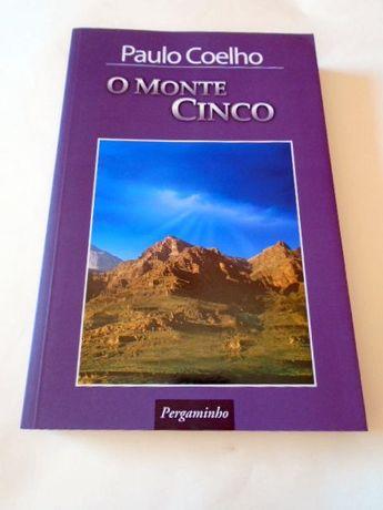 O Monte Cinco - Paulo Coelho - Novo