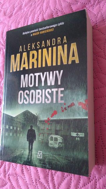 Motywy osobiste Aleksandry Marininy