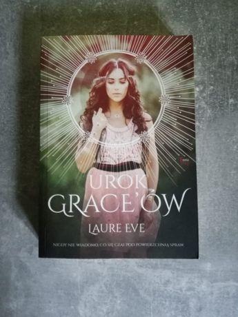 Urok Grace'ow - Laure Eve