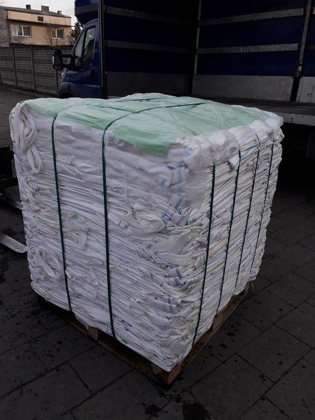 Worki BIG BAG na kamień kostkę granitową mocne 1200 kg