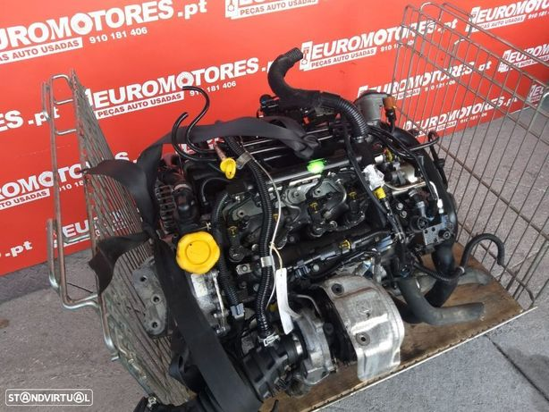 Motor CHRYSLER Ypsilon 1.3 Multijet - Ref:  199B1000
