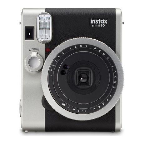 Камера моментальной печати Fujifilm Instax Mini 90 Neo Classic Black