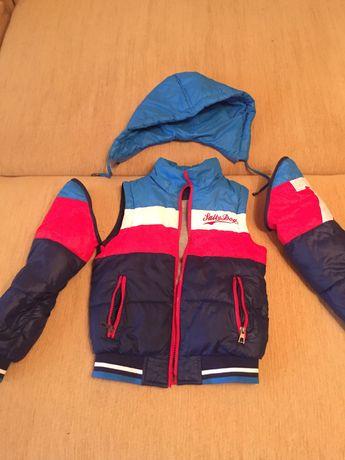 Куртка- трансформер на мальчика
