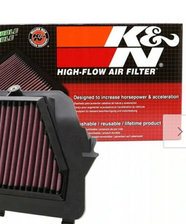 Filtr  powietrza do yamaha YZF-R6 600 RJ15 K&N YA-6008