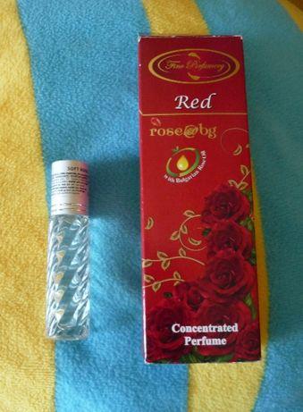 Духи масляные концентрированные Красная Роза