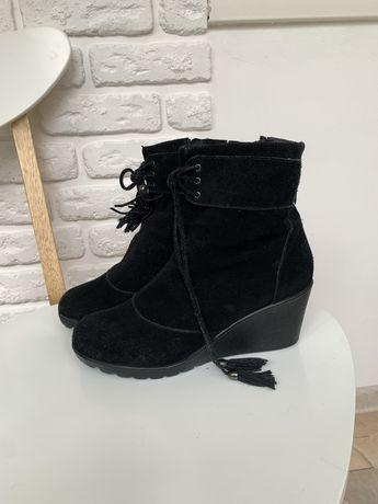 зимние ботинки BRASCA