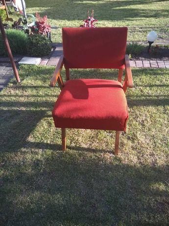 Fotel PRL - do renowacji