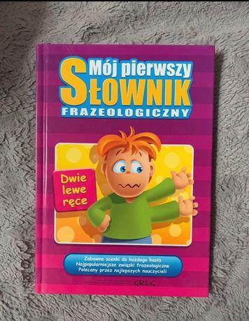 Nowy słownik frazeologiczny dla dzieci
