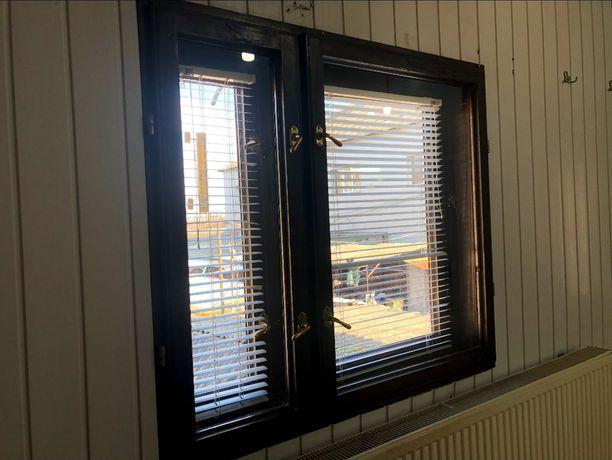 Вікно подвійне 100×115