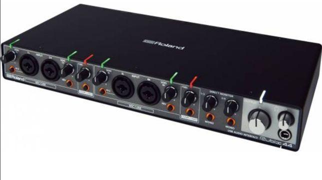 Roland rubix 44 interface usb