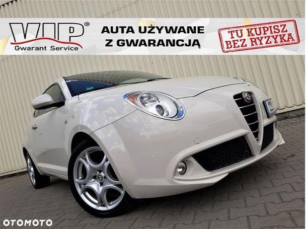 Alfa Romeo Mito 1,4 95KM Opłacony DNA Serwisowany Gwarancja VIP Gwarant