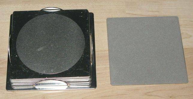 Podstawki pod szklanki / Metalowe podstawki