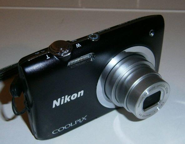 Aparat cyfrowy - Nikon Coolpix A100