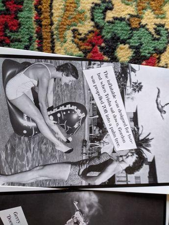 Набор открыток с оригинальными надписями