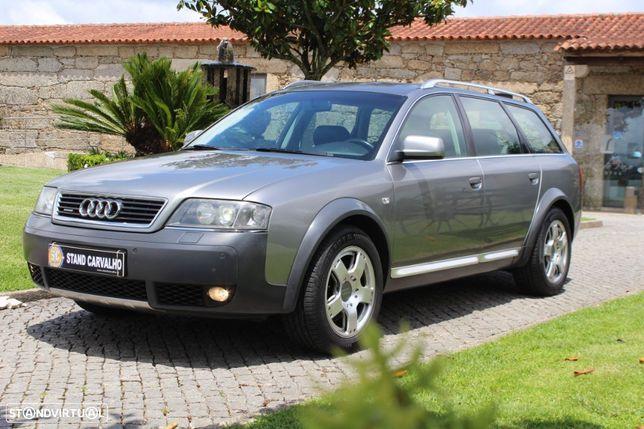 Audi A6 Allroad quattro 2.5 TDi Tip