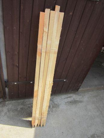 Paliki do pomidorów i drzewek dł 120 cm