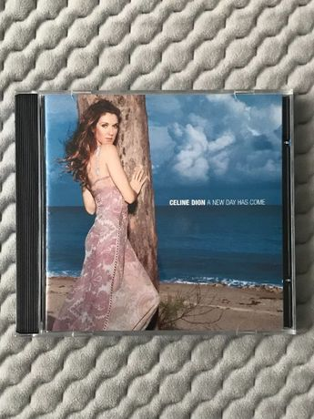 "Celine Dion ""A New Day Has Come"" - płyta CD"