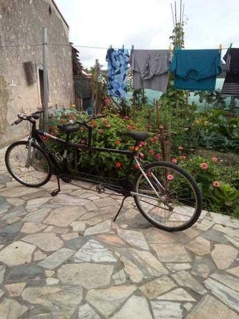 Bicicleta 2 lugares - dupla