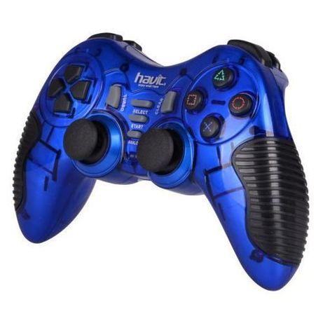 Новий Ігровий джойстик Havit HV-G85 USB Blue. Геймпад