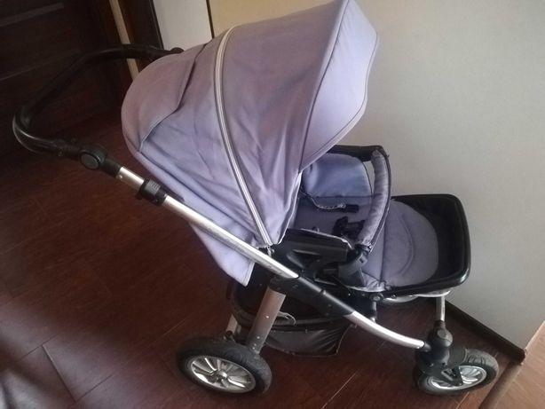 Wózek 2w1 + fotelik Maxi Cosi