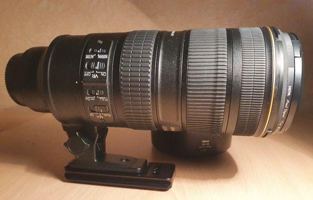 Nikon AF-S Nikkor 70-200mm f/2.8G ED VR-II