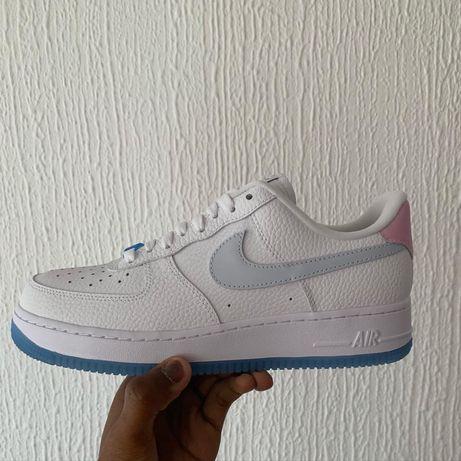 Nike air force 1 07 UV reactive