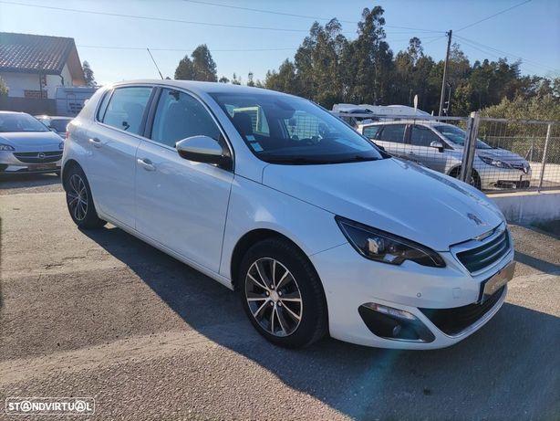 Peugeot 308 Allure 1.6 115cv